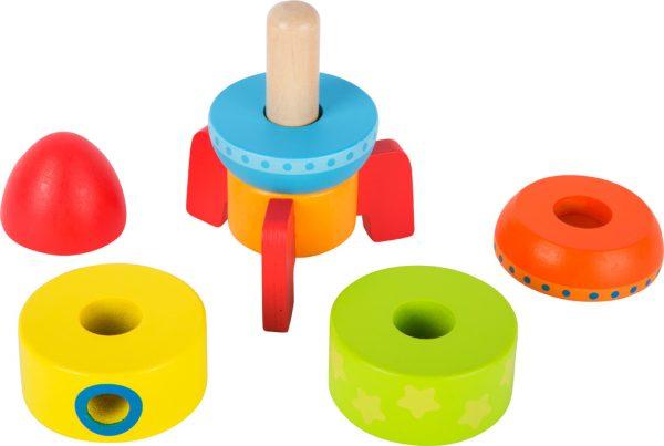 mediniai lavinamieji žaislai