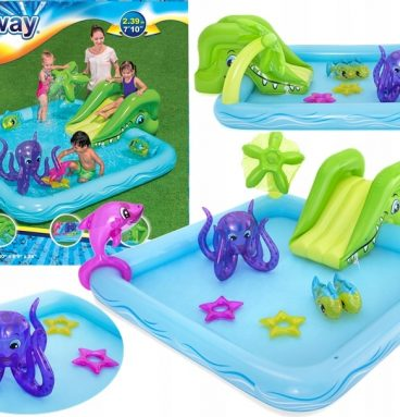 Vandens žaidimų aikštelė baseinas