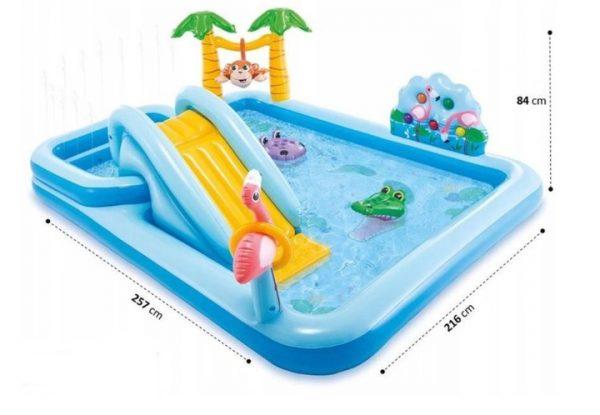 pripučiamas baseinas