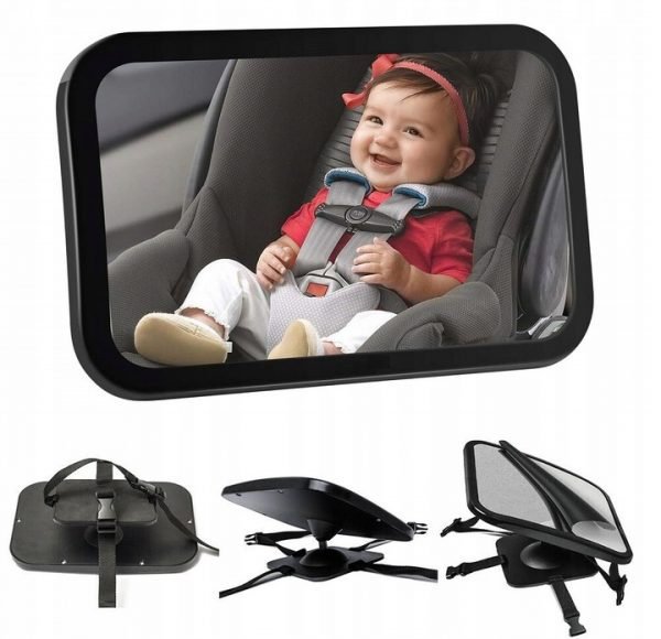 Veidrodis vaikui stebėti automobilyje