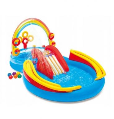Vaikiškas baseinas Vaivorykštė