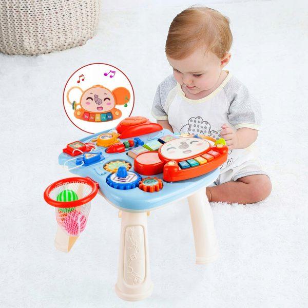 vaikštukas žaidimų stalas