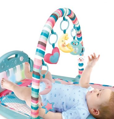 Lavinamasis kilimėlis vaikams