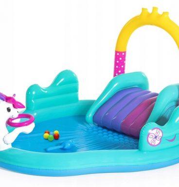 Vaikiškas baseinas Vienaragis
