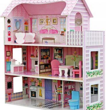 medinis lėlės namas