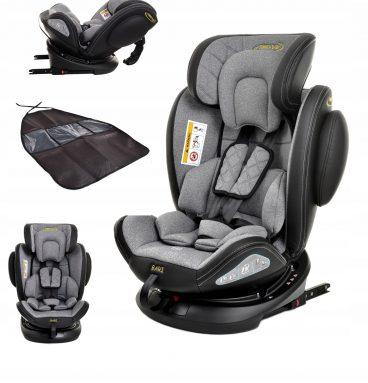 Automobilinė kėdutė Summer Baby360° 0-36 kg Isofix