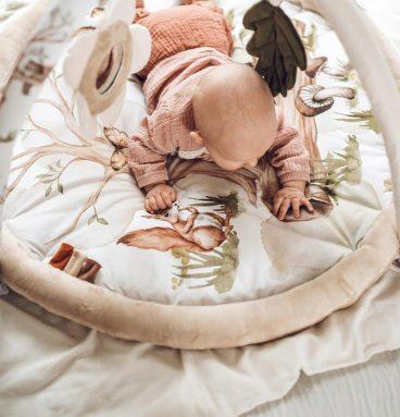 Edukacinis kilimėlis kūdikiams